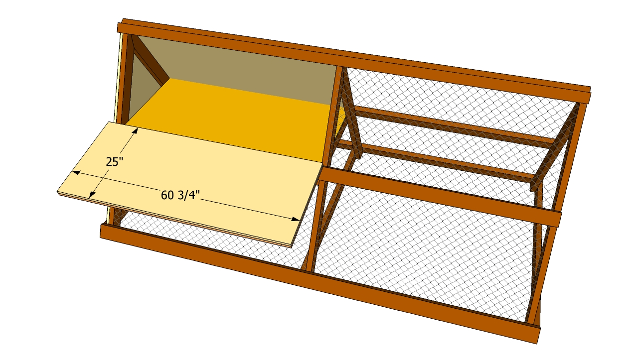 Plans to build free plans for a frame chicken coop pdf plans for A frame chicken